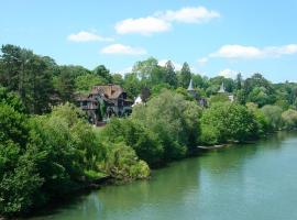 Domaine De Chantemerles, Bois-le-Roi