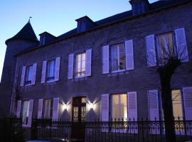 B&B Maison De La Tour Veilhan, Нёвик (рядом с городом Chirac-Bellevue)