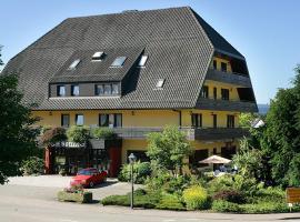 Hotel Sonne, Zell am Harmersbach (Biberach bei Offenburg yakınında)