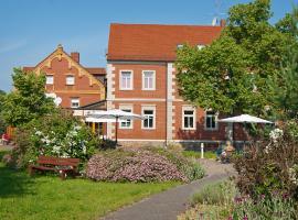 Hotel Dübener Heide, Krippehna (Behlitz yakınında)