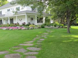 Terrace Green B&B, Winchester (Iroquois yakınında)