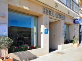 Hotel Casbah, Эль-Пуч (рядом с городом Плайя-Побла-де-Фарналз)