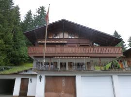 Alpenrösli, Schwarzsee (Burstera yakınında)