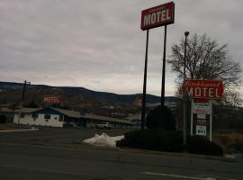 Tumbleweed Motel, Cache Creek