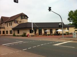 Hotel Restaurant Eiscafé Luigi Pirandello, Leese (Steyerberg yakınında)