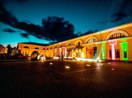 Daugavpils Mark Rothko Art Center residences, Daugavpils