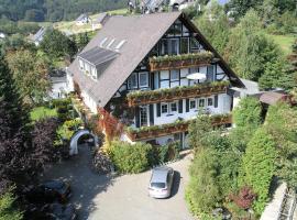 Landhotel Grimmeblick, Winterberg (Elkeringhausen yakınında)