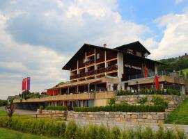 Hotel Restaurant Panorama, Aeschlen ob Gunten