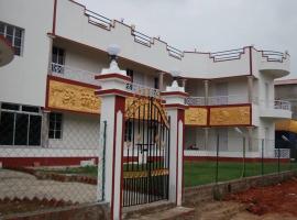 Muktadhara Guest House, Shānti Niketan (рядом с городом Bolpur)