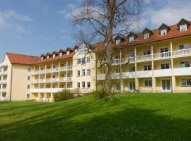Schloßhotel Ernestgrün, Neualbenreuth (Wondreb yakınında)