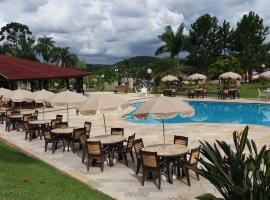 Hotel Nascentes da Serra, Poços de Caldas (Cachoeirinha yakınında)