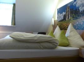 Hotel-Gasthof zur Sonne, Pappenheim (Treuchtlingen yakınında)