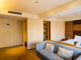 JI Hotel Dongtai, Dongtai (Huajiazao yakınında)