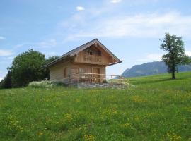 Ferienhütte Wolfgangsee