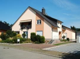 Deluxe Ferienwohnung Am Beetzsee, Radewege (Brielow yakınında)