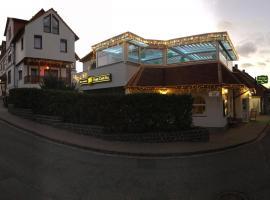 Hotel & Restaurant Park Cafe ISA, Erfurt (Stotternheim yakınında)
