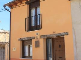 Casa Gañan, Langa de Duero (Alcubilla de Avellaneda yakınında)