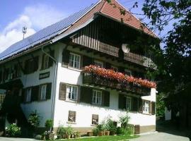 Grundhof, Oberprechtal