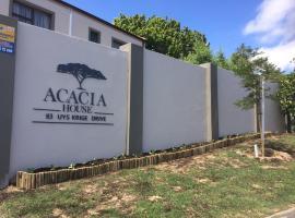 Acacia House, Plattekloof