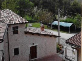 Agriturismo Castelfranco, Sant'Angelo (Preci yakınında)