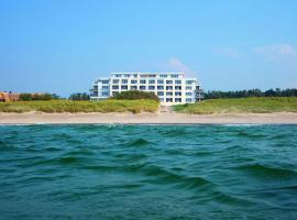 Strandhotel Dünenmeer - Adults only