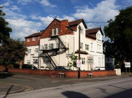 Fairhaven Guest Accommodation, Ноттингем (рядом с городом Thrumpton)