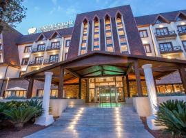 Excelsior Hotel Shamkir, Şǝmkir (Tovuz yakınında)