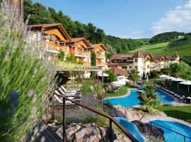 Hotel Spitaler, Frangarto