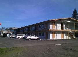 Snooz Inn, Wilsonville (in de buurt van Canby)