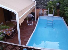 Holiday Home Villa Relax, Palermo (Villabate yakınında)