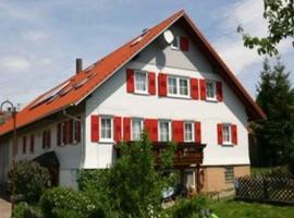 Ferienhof Hirschfeld, Pfalzgrafenweiler