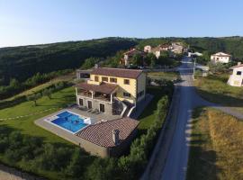 Villa Maslina, Šćulci (рядом с городом Juradi)