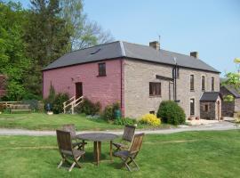 Brynderwen, Llangorse (Near Brecon)