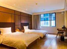 JI Hotel Hangzhou Xing Guang Avenue, Hangzhou (Xixing yakınında)