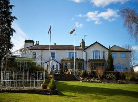Northop Hall Country House Hotel, Northop