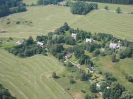 Ubytování v soukromí Salmov - Českosaské Švýcarsko, Mikulášovice