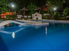 Cabañas Rucahue, Villa Parque Siquiman (San Roque yakınında)