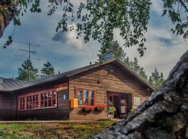 Hotel RokuanHovi, Rokua (рядом с городом Utajärvi)