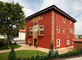 Hotel Palacio Muñatones, Muskiz (Ciérvana yakınında)