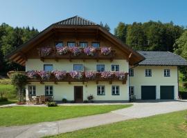 Haus Kendlinger, Sankt Gilgen (Abersee  yakınında)