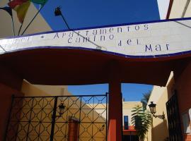 Hotel Camino del Mar, Almonte (Rociana yakınında)