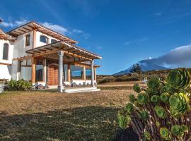 Hacienda Los Mortiños, Hacienda Santa Ana