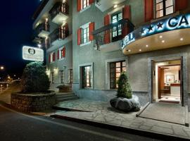Hotel Campelli, Albosaggia (À proximité de: Sondrio)