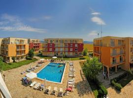 Apartament Sunny Day 5 House 4, Sunny Beach (Tŭnkovo yakınında)