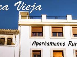 Apartamento Rural La Plaza Vieja, Вивер (рядом с городом Херика)