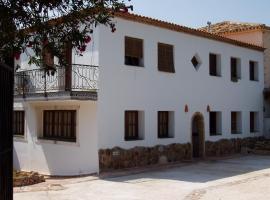 La Casa del Vidre, Denia (La Jara yakınında)