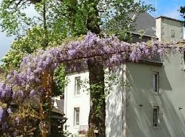 Château Bily, La Chèze
