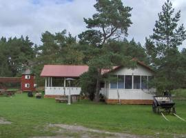 Ratsukievari Leisure Centre, Lümanda