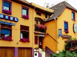 Hotel Restaurant Cristal, Wintzenheim