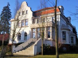 VillMa Villa am Markttor, Boizenburg (Bahlendorf yakınında)